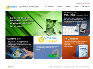 Solmetric Tools