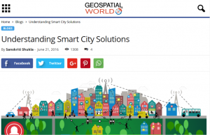 undertanding smart city