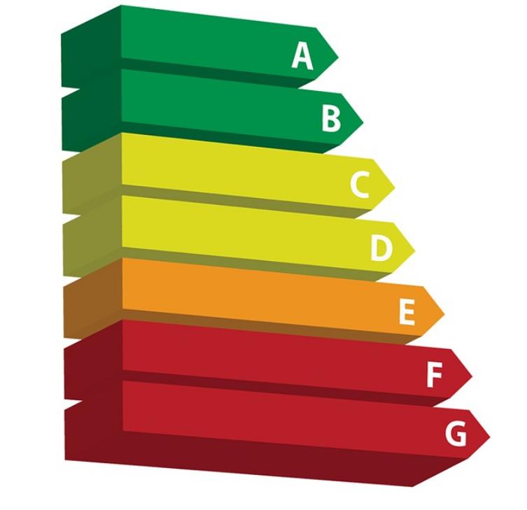 etiqueta energética madrid