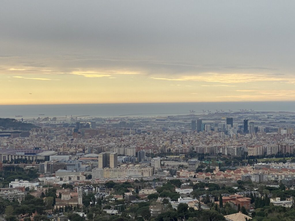 Barcelona contaminada