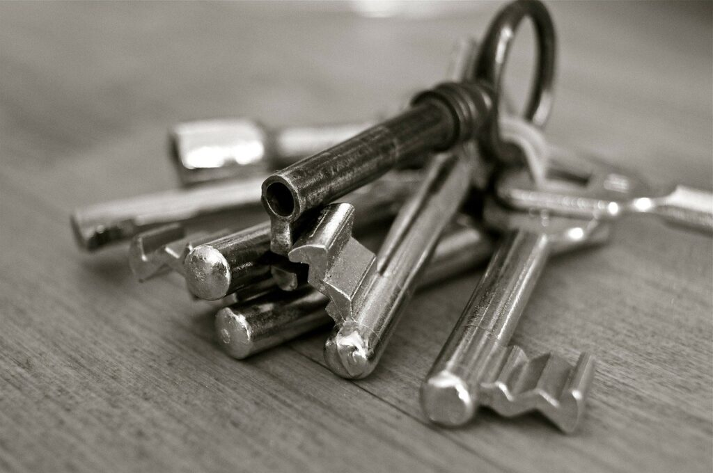 llaves casa alquiler
