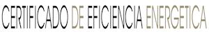 Tu Certificado Energético al mejor precio Logo
