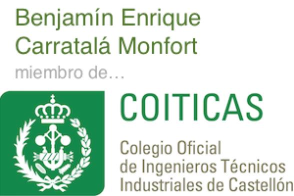 Benjamín Enrique Carratalá Monfort