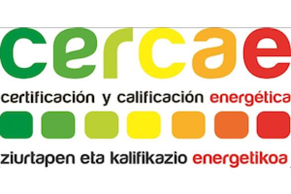 CERCAE Certificación y calificación energética