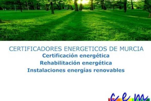 CERTIFICADORES ENERGETICOS DE MURCIA