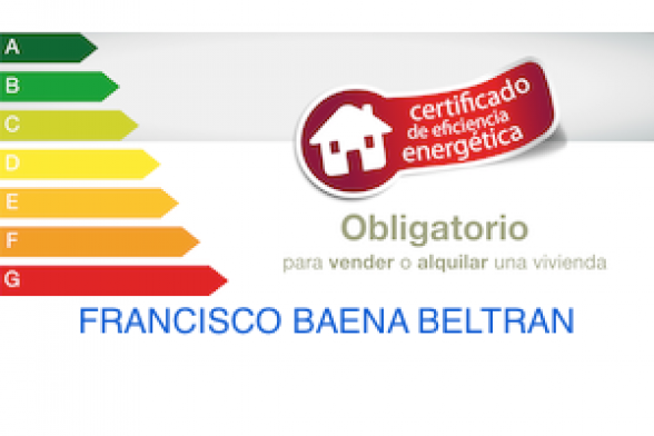 FRANCISCO BAENA-Certificador Energético