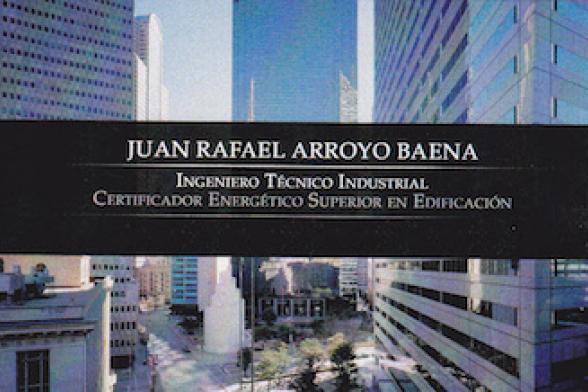 Juan Rafael Arroyo Baena