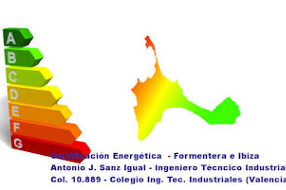 Antonio J. Sanz Igual - Certificación Energética Pitiusa