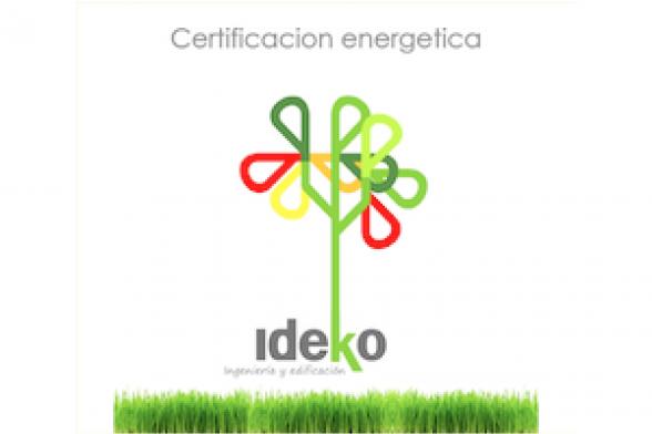 Ideko certificación energetica murcia