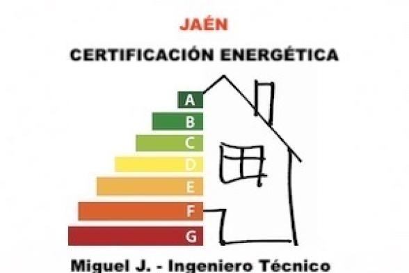 Miguel J. - Jaén - certificados energéticos