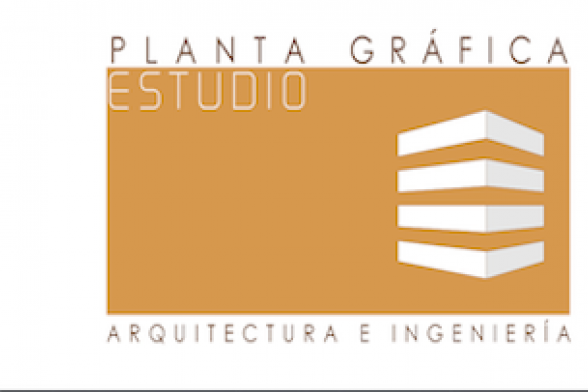 Planta Gráfica Estudio Arquitectura e Ingeniería
