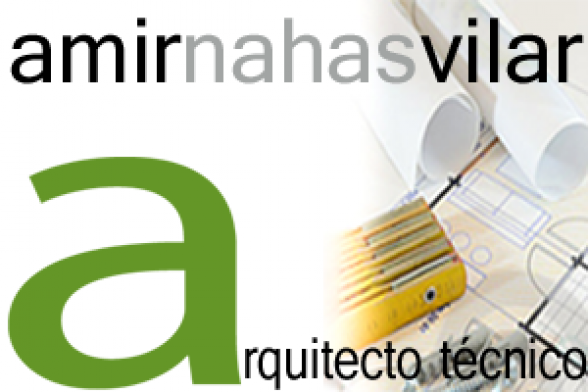 Amir Nahas Vilar - Arquitecto técnico