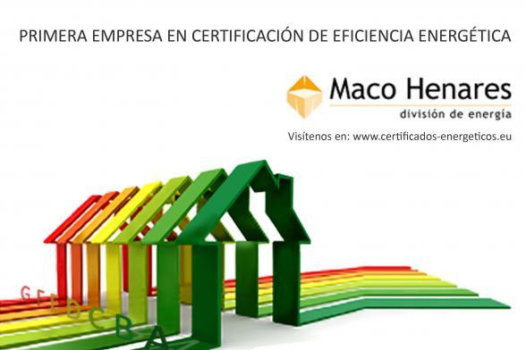 Maco Henares - División de Energía