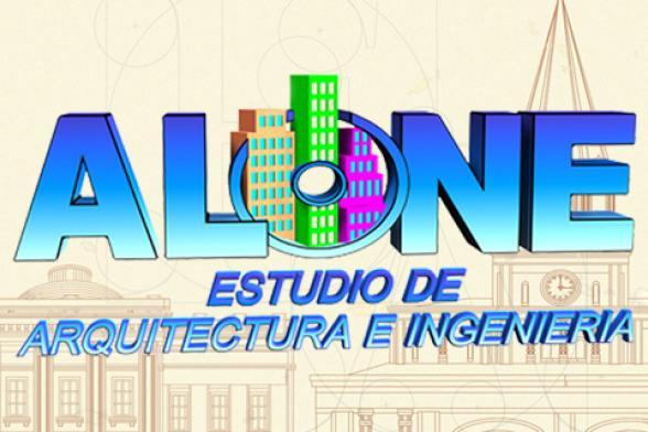 """""""ALONE"""" Estudio de Arquitectura e Ingeniería"""