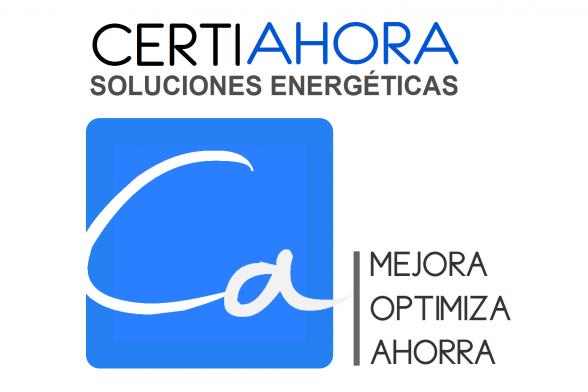 Logo Certiahora Soluciones Energéticas