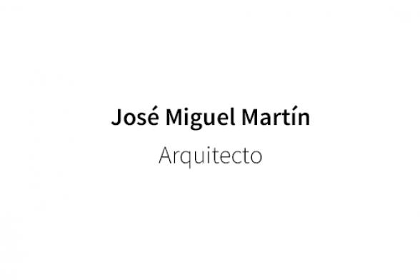Jose Miguel Martin Arquitecto Teruel