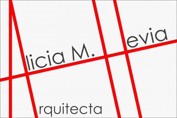 Alicia M. Hevia. Arquitecta