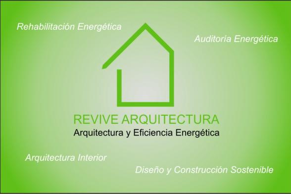 REVIVE ARQUITECTURA