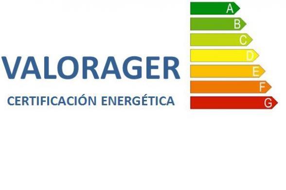 VALORAGER - CERTIFICACION ENERGETICA