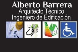 Alberto Barrera - Arquitecto Técnico