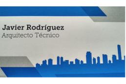 Javier Rodríguez Arquitecto Técnico