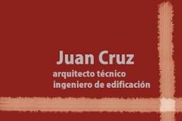 Juan Cruz - Certificados energéticos
