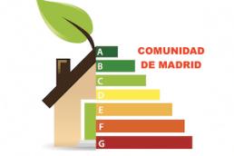 certificacion energetica madrid