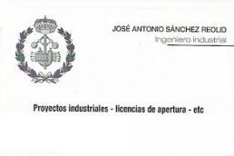 JOSE ANTONIO SANCHEZ REOLID